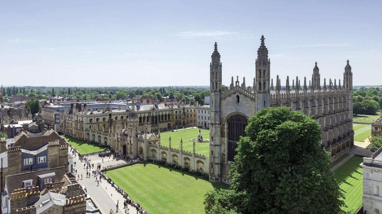 photo of Cambridge where Dr. Leonard Shapiro practices